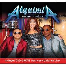 Alquimia / La Sonora Del Xxi / 2cd + Dvd
