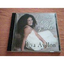 Cd Eva Ayllon -lando Festejo Y Vals- Int. Peruana - Cd Impor