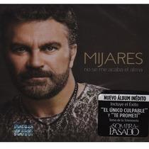 Mijares / No Se Me Acaba El Alma / Disco Cd Con 12 Canciones