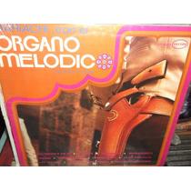 Mariachi Con El Organo Melodico De Raul Vidauri Lp