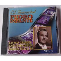 Pedro Infante Canciones De Sus Mejores Peliculas Cd Vol 1