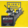 Kinky / Mtv Unplugged / Disco Cd + Dvd Con 13 Canciones