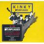 Kinky / Mtv Unplugged / Disco Cd + Dvd Con 13 Canciones