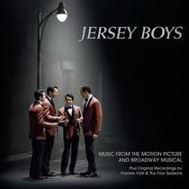 Jersey Boys / Soundtrack Disco Cd Con 25 Canciones
