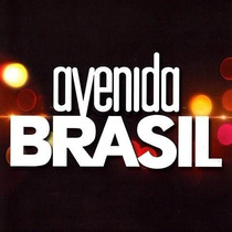 Avenida Brasil / Soundtrack Disco Cd Con 11 Canciones