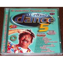 Al Ritmo Dance 5 Cd Doble En Excelentes Condiciones Idd