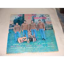Disco Acetato Los Reyneros De Monterrey