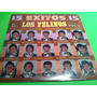 Disco Lp Grupo Los Felinos 15 Exitos Vol.2