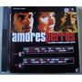 Amores Perros Cd Soundtrack Doble C/ Booklet 1a Ed 2000 Bvf
