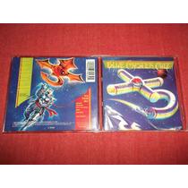Blue Oyster Cult - Club Ninja Cd Usa Ed 1997 Mdisk
