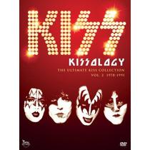 Kissology Vol 2 1978 - 1991 Coleccion En Discos Dvd
