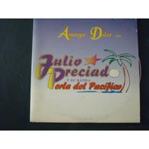 Cd Julio Preciado Y Su Banda Perla Del Pacifico,envio Gratis