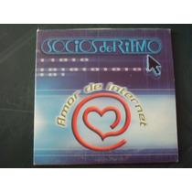 Cd Los Socios Del Ritmo Amor De Internet, Envio Gratis