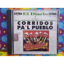 Los Huracanes Del Norte Cd Corridos Pa,l Pueblo.