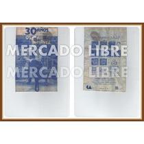 30 Años Con Oscar Chavez,programa,bellas Artes,1992!!unico!!