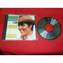 Elvis Presley Heartbreak Hotel Cd Original Usado