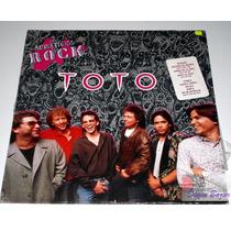 Lp / Los Monstruos Del Rock: Toto