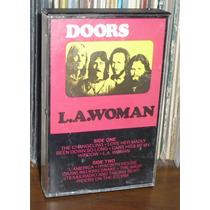 The Doors Cassette L. A. Woman Kct Hecho En Usa