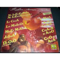 Lp Salsa Merengue Y Algo Mas Vers Originales Rep Dominicana