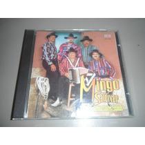 Mingo Saldivar Tejano Cd Mcm, Mazz, La Mafia, Selena