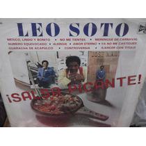 Leo Soto Salsa Picante Lp
