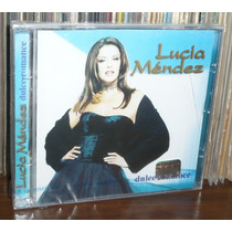 Lucia Mendez Cd Dulce Romance Sellado
