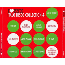 I Love Zyx Italo Disco Collection Vol. 4 High Energy Nuevo.