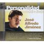Personalidad Jose Alfredo Jimenez Cd + Dvd. Nuevo Y Original