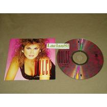 Dulce Testigo De Una Noche 1993 Melody Cd Rosa