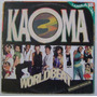 Kaoma Worldbeat 1 Disco Lp Vinilo