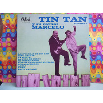 Tin Tan Y Marcelo Lp Ysu Carnal Volumen 2 Seminuevo