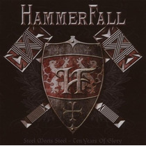 Hammerfall Steel Meets Steel: Ten Years Of Glory