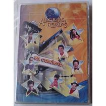 Alegrijes Y Rebujos En Concierto Dvd Megararo Año 2004 Bvf