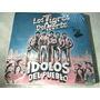 Disco Lp Los Tigres Del Norte - Idolos Del Pueblo -