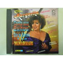 Margarita Canta Sus Exitos Cd Con Su Sonora Y La Dinamita