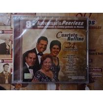 Cuarteto Ruffino 80 Aniversario Peerless 2013 Warner