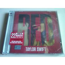 Taylor Swift Red 2 Cd Set Nuevo Cerrado Nacional