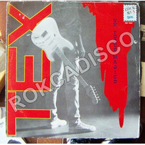 Rock Mexicano, Tex-tex, Un Toque Magico, Lp 12´,