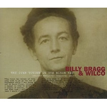 Billy Bragg & Wilco - Way Over Yonder Cd Importado Rock
