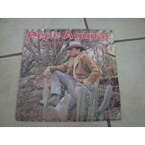 Disco Acetato Pepe Aguilar Con Tambora
