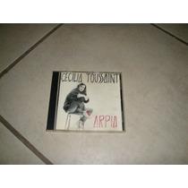 Disco Compacto Cecila Toussaint Arpia