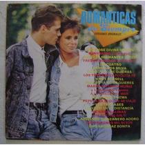 Romanticos De Siempre (varios) 1 Disco Lp Vinilo