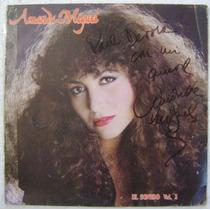 Amanda Miguel / El Sonido Vol.2 1 Disco Lp Vinilo