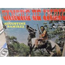 Agustin Ramirez Sangre De Indio Lp