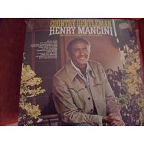 Lp Henry Mancini, Country Gentleman, Envio Gratis