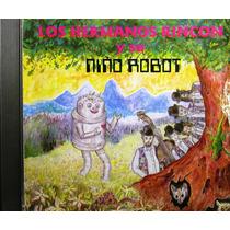 Los Hermanos Rincón - Los Hermanos Rincón Y Su Niño Robot