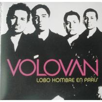 Volovan - Lobo Hombre En Paris Single Promo