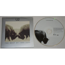 U2 The Best Of 1990 - 2000 Dvd Promo Americano Interscope