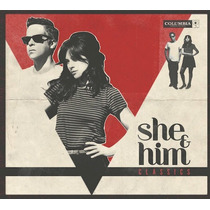 She & Him / Classics / Disco Cd Con 13 Canciones
