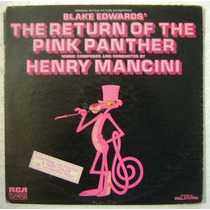 The Return Of The Pink Panther 1 Disco Lp Vinilo
